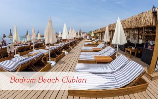Bodrum Beach Clubları