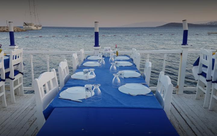Bodrum Bitez Köşem Balık Restaurant