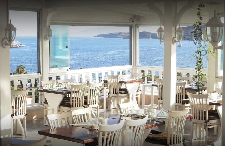Gümbet Annalivia Restaurant