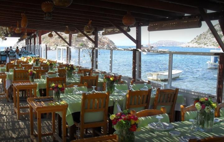 Gümüşlük Nazmi Restaurant