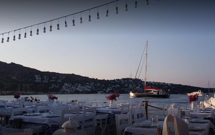 Garo's Balık Restaurant Türkbükü Bodrum