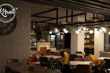 Bodrum Kırıntı Simit Cafe Kahvaltı Salonu
