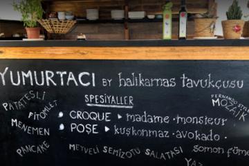 Bodrum kahvaltı mekanları - Yumurtacı by Halikarnas Tavukçusu
