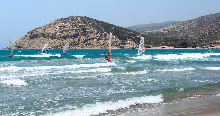 Bodrum Rüzgar Sörfü - Bodrum Windsurf Okulları