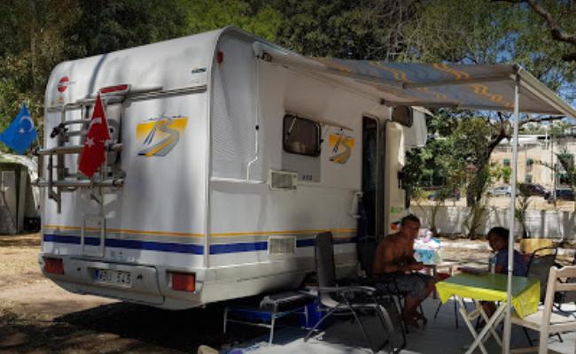 Bodrum çadır kamp yerleri - Zetaş Camping Bodrum Gümbet