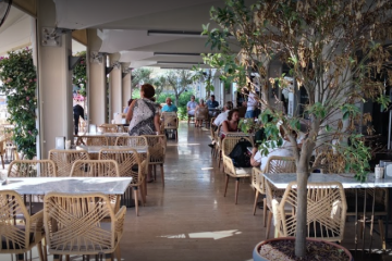 Boom Cafe Turgutreis