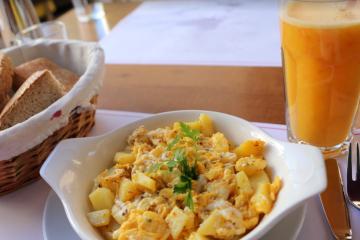 Bodrum kahvaltı mekanları Cafe Cafen