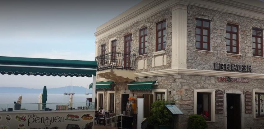 Penguen Cafe Bodrum