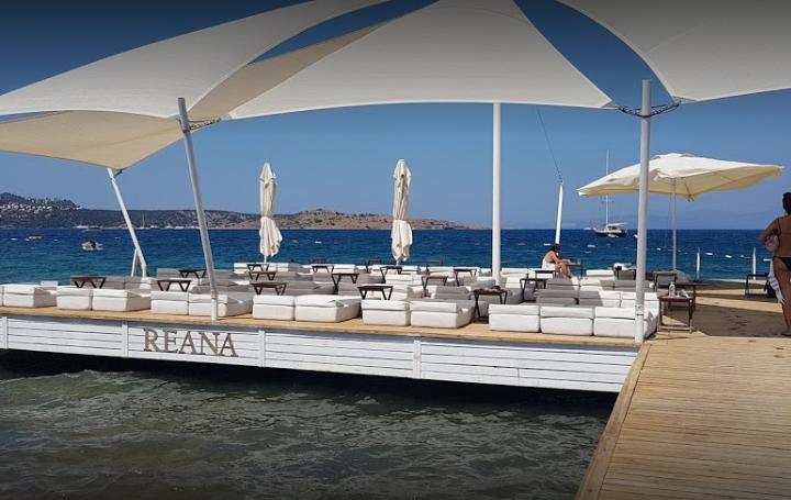 Reana Beach Bar Türkbükü