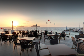 Sailing Cafe Turgutreis Bodrum