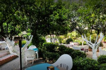 Saklı Bahçe Kafe Turgutreis