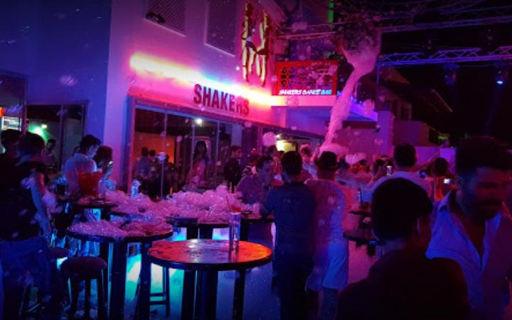 Gümbet Shakers Dance Bar