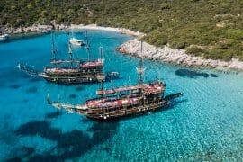 Bodrum Korsan Tekne Turu